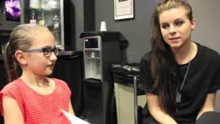Kids Interview Bands - PVRIS