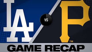 5/24/19: Freese's grand slam leads Dodgers to rout