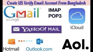 How to Create US Verify Email Account from any country | US verify email ID | Create US verify mail