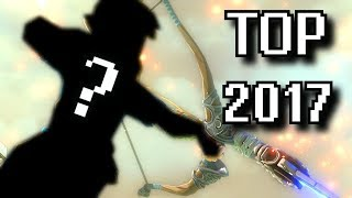 LE TOP Jeux 2017 #FINAL - LE GOTY OF THE YEAR ? - Benzaie