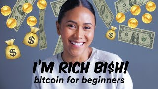 How I got Rich off Bitcoin💰  Cryptocurrency for Beginners