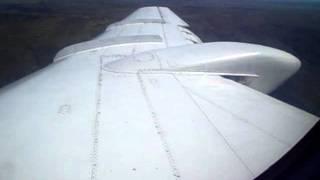 Air Koryo Tu-134B-3 - Approach & Landing Rwy 04 at Chongjin / Orang Airport (ZZ07), North Korea