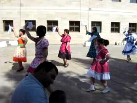 Baile la Resfalosa
