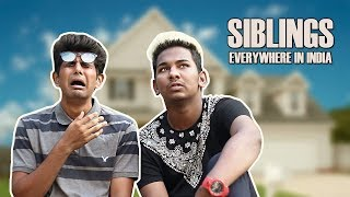 Siblings Everywhere (The Reality) || Hyderabadi Comedy || Warangal Diaries