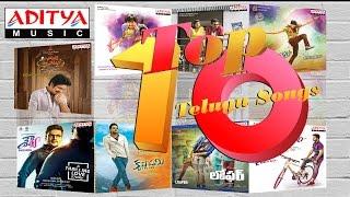 Latest Top 10 Telugu Songs Jukebox