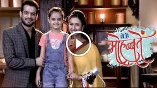 STAR UTSAV  YE HAI MOHABBATEIN REAL NAMES OF CHARACTERS IN THE SERIAL