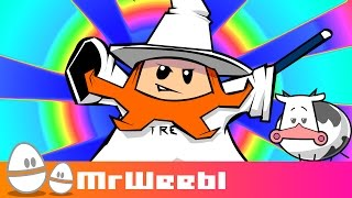 Magical Trevor : Episode 01 : animated music video : MrWeebl