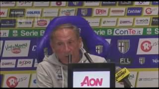 Parma - Pescara 0-1, Zdenek Zeman