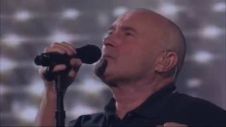 "Phil Collins at the ""US Open"" 2016 opening 