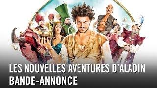 Les Nouvelles Aventures d'Aladin - Bande-annonce officielle HD