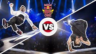 Hong 10 VS Taisuke | Quarterfinals | Red Bull BC One World Final 2016