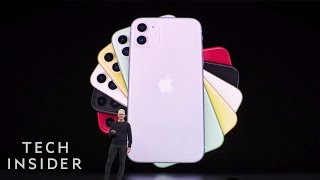 Apple's 2019 iPhone Event In 12 Minutes