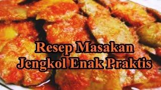 Resep Masakan Jengkol Enak Praktis