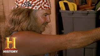 Swamp People: Bruce's Gun Collection | History