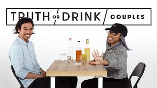 Couples Play Truth or Drink   Truth or Drink   Cut