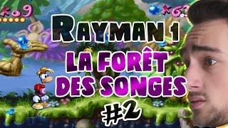 LA FORÊT DES SONGES | LE LAGON DE L'ANGOISSE (Rayman 1995)