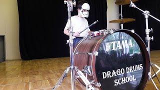 Darth Drummer | Imperial Marsh | Дарт Вейдър Кючек :)