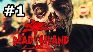 Dead Island - Let's Play ITA (Parte 1) PROLOGO!