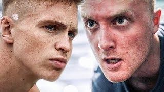 Weller Vs Malfoy | When Friends Become Enemies (Boxing Fight)