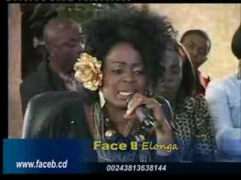 Paulin Mukendi dans Face B Elonga avec Marie MISAMU 2012
