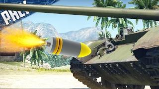 HESH ONE SHOT BEAST...Well Sometimes (War Thunder Tank Gameplay)