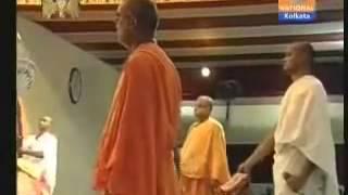 Belur Math Durga Puja Sandhya Aarti with Mahisasur Mardini S