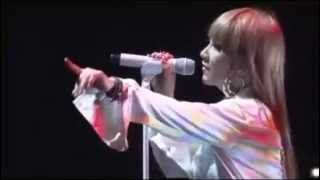 CL of 2NE1`s solo stage