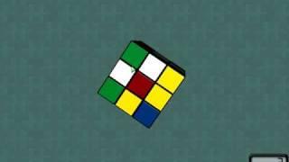 solve rubik in 44s