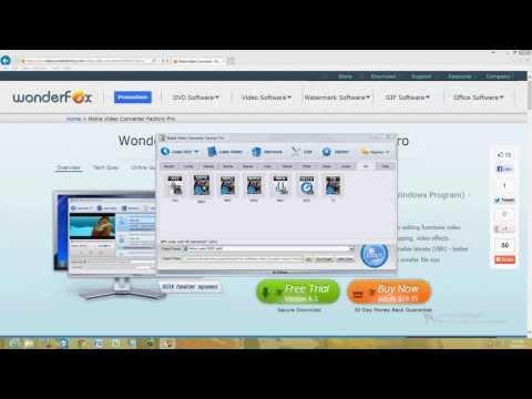 Wonderfox Nokia Video Converter Factory Pro Review