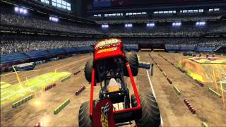Monster Jam - Monster Jam: Path of Destruction - First Official Trailer
