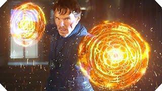 DOCTOR STRANGE - Strange VS Kaecilius - Movie Clip (2016)