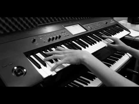 Korg Krome Sounds Demo Part 1