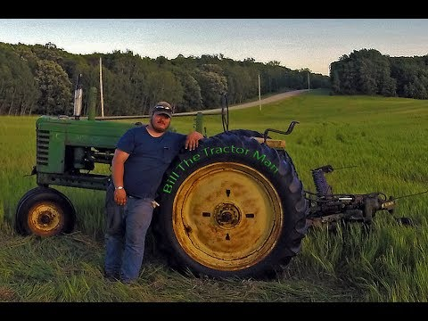 Why buy an old or used tractor? what kind should you buy?