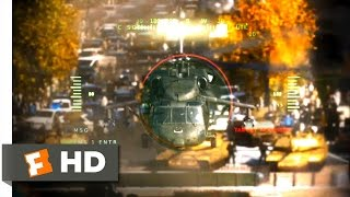 White House Down (2013) - Helicopter Hunting Scene (6/10) | Movieclips