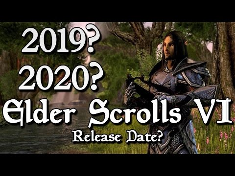 Elder Scrolls 6 | When Will It  Come out? | Revered Legend