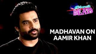 R.Madhavan On Aamir Khan & On 3 Idiots Trivia | Diwali Beats