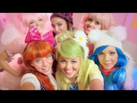 Lalaloopsy Girls Music Video