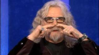 BILLY CONNOLLY ON LAST EVER PARKINSON SHOW (PART 1) INCLUDING THE BIKE JOKE