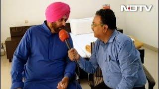 Sidhu- Captain के बीच जंग तेज, Amarinder ने कहा CM बनना चाहते हैं Navjot