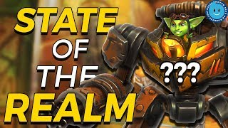 Paladins: State Of The Realm - Ruckus (New Rework and Future Role)