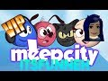 ME FREAKING OUT AFTER MEETING ITSFUNNEH ON MEEPCITY! (WARNING HEADPHONE USERS)
