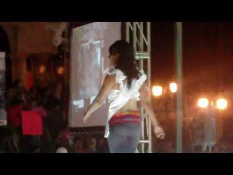 Señorita Fiestas Patrias 2010 en Compostela Nayarit Video 01
