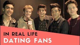 In Real Life: Dating Fans + New Song TATTOO