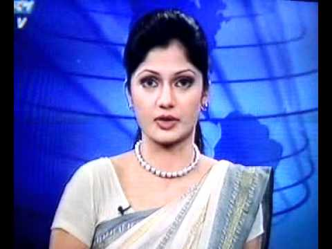 Hot Sexy Bangladeshi News Reader