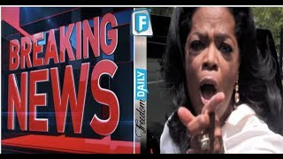 BREAKING! RACIST OPRAH JUST ADMITTED WHAT SHE'LL FORCE ON WHITE PEOPLE IF SHE EVER BECAME PRESIDENT!