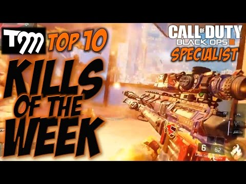 Black Ops 3 - SPECIALIST TOP 10 KILLS OF THE WEEK #49