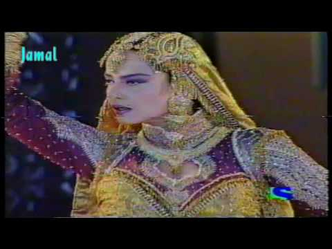Rekha's Live Performance At The 43rd Filmfare Awards '97 - Part # 1