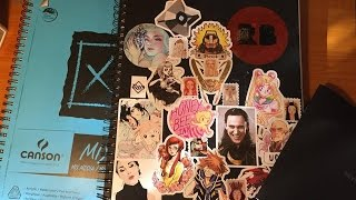 2015 Sketchbook!