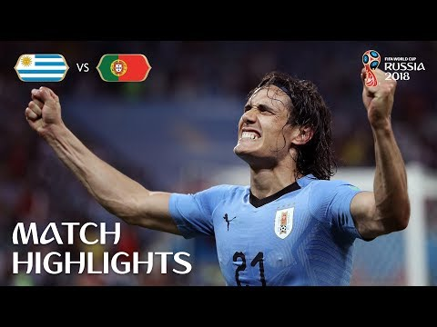 Xxx Mp4 Uruguay V Portugal 2018 FIFA World Cup Russia™ Match 49 3gp Sex