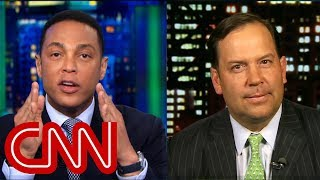 Don Lemon to analyst: You